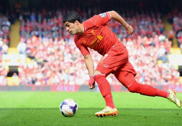 Suarez 'very happy' at Liverpool