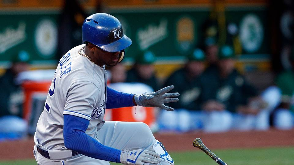 Royals' Jorge Soler out at least 6 weeks, report says