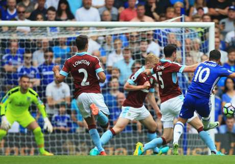 Chelsea Habisi Burnley 3-0