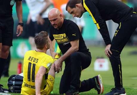 BVB confirm Reus ligament damage