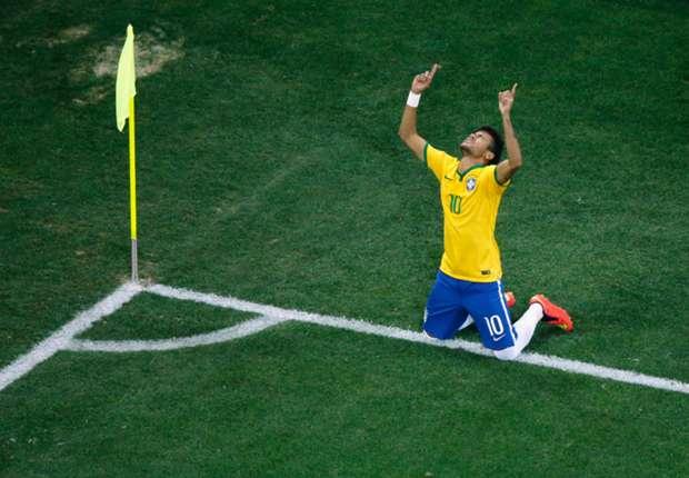 Así festejó su primer gol
