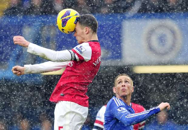 Mertesacker: Vermaelen is our role model at Arsenal