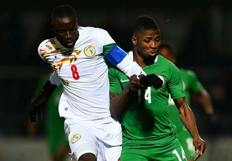 Iheanacho earns a draw for Nigeria