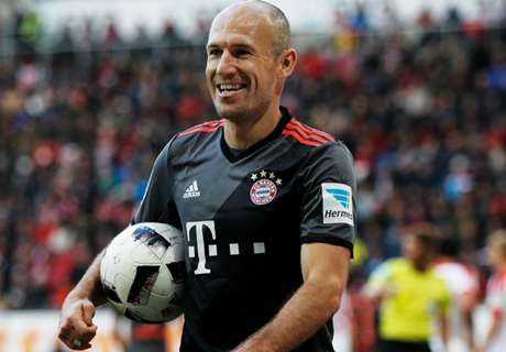 Robben in no rush to sign deal