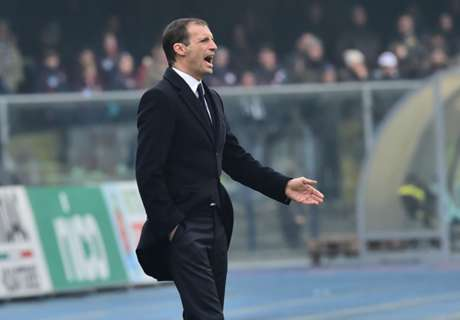 Allegri plays down Chelsea rumours