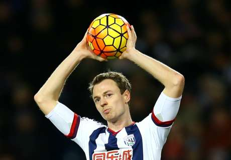 Evans remains West Brom captain