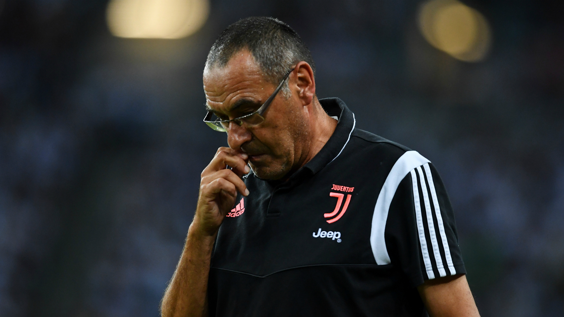 Sarri blames Juventus 'naivety and physical condition' for loss to Tottenham
