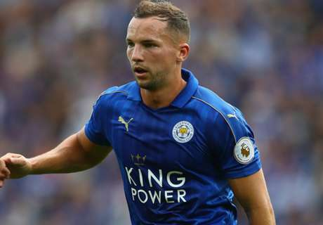 Drinkwater backs Claudio Ranieri