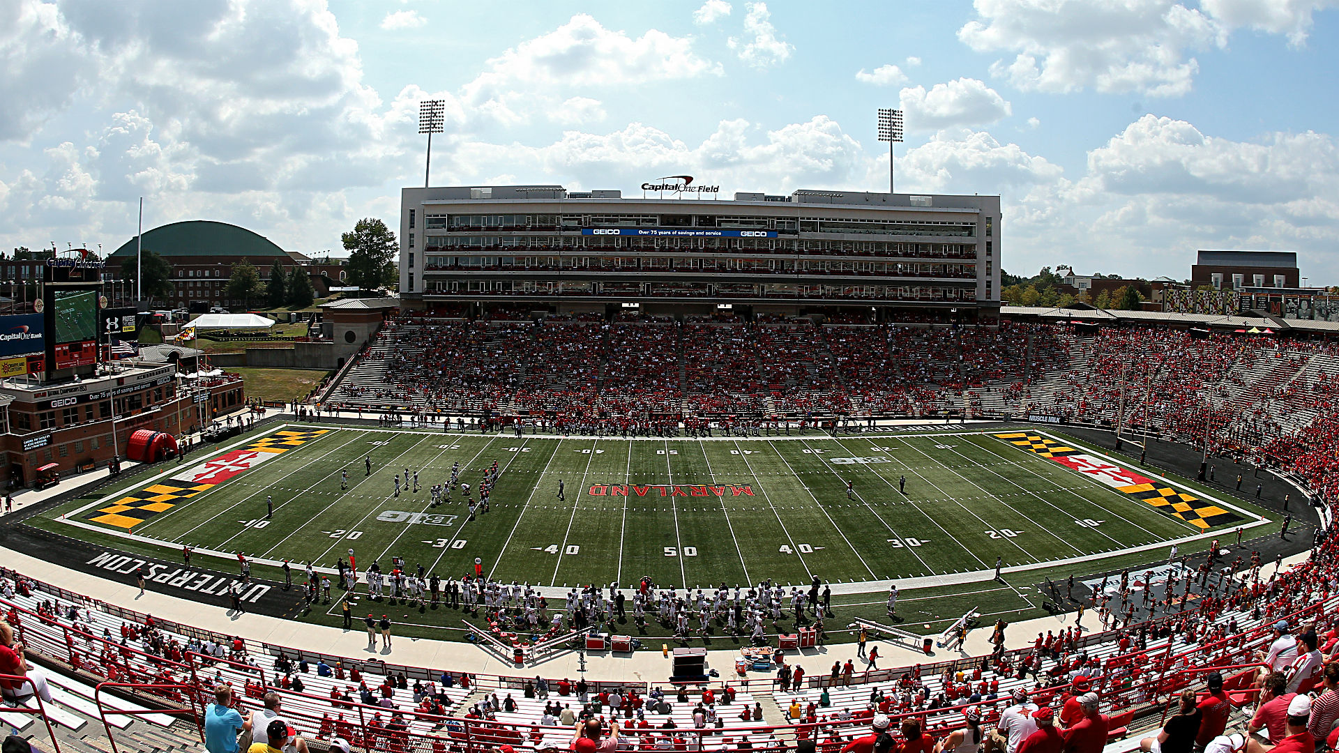 University of Maryland suspends athletic staff after allegations of 'toxic' environment
