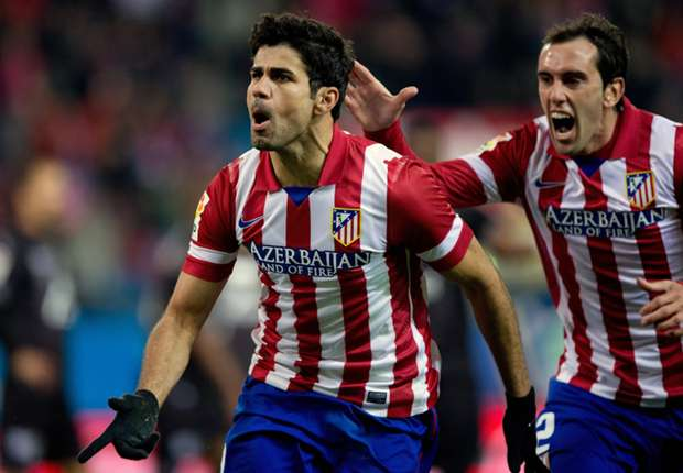 Atletico Madrid confident of keeping Diego Costa