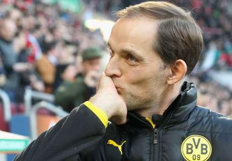Tuchel praises Dortmund