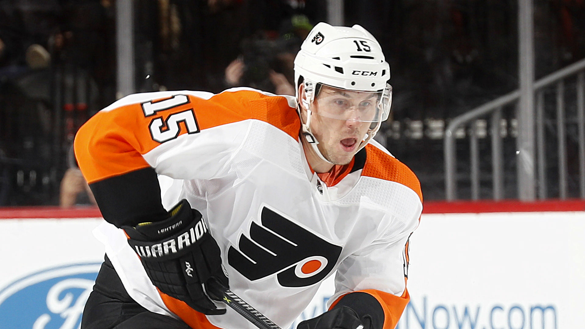 Flyers' Jori Lehtera Suspect In Finnish Cocaine Bust