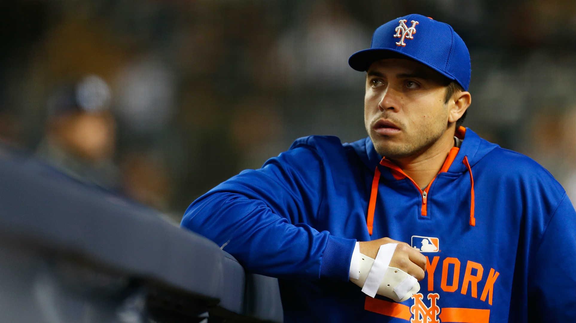 Mets' Travis d'Arnaud likely to return next week