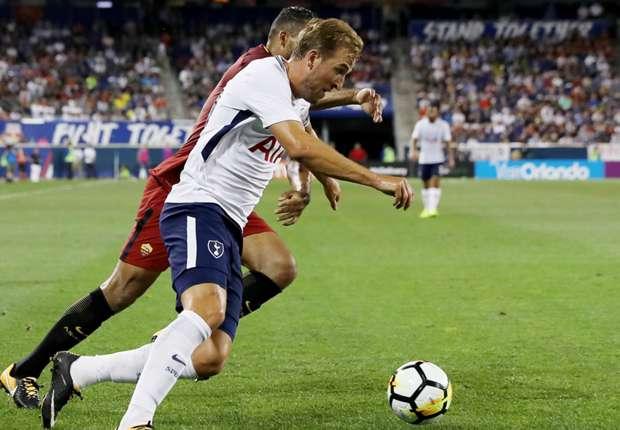 ICC 2017: Tottenham 2 Roma 3 - Kolarov makes debut in thriller