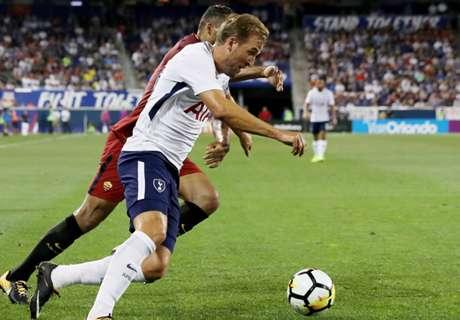 Report: Tottenham 2 Roma 3