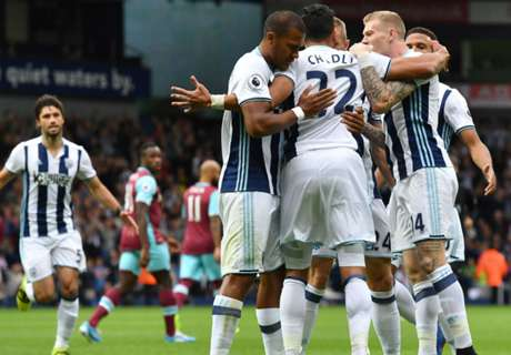 Chadli brace helps West Brom edge six goal thriller