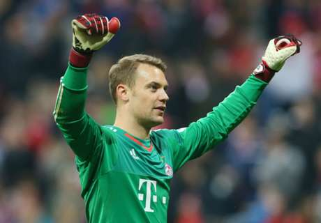 Neuer: Bayern not at their best of late