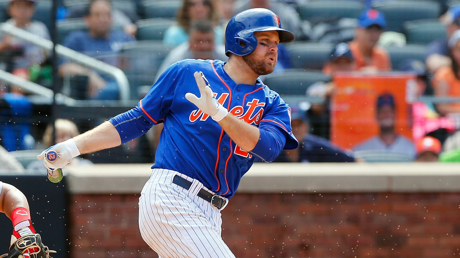 Mets Trade Lucas Duda Tampa Bay Rays For Relief Prospect Drew Smith