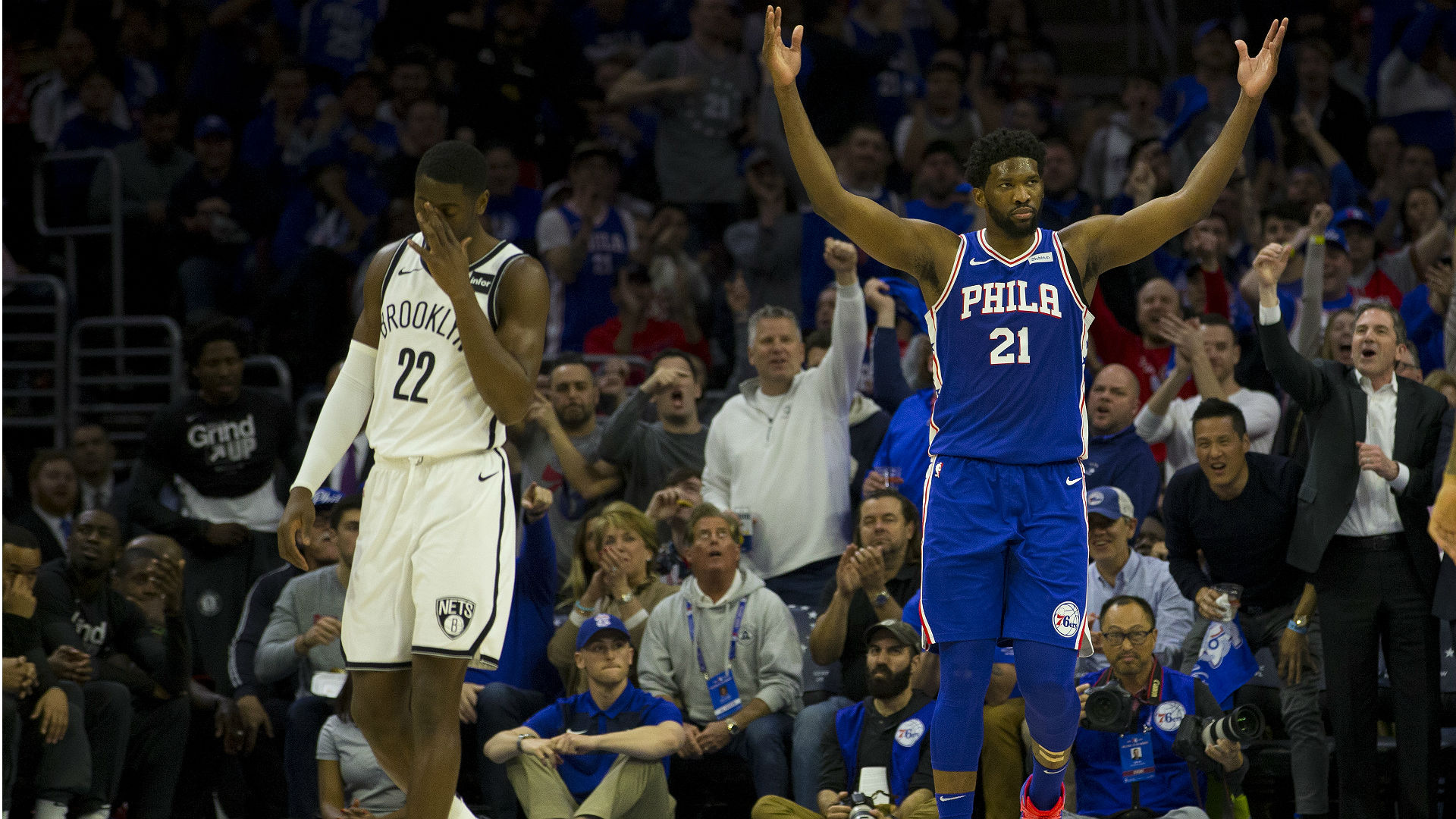 NBA playoffs 2019: 76ers deliver historic third quarter in Game 2 win over Nets