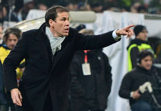 Garcia frustrated with Roma defending
