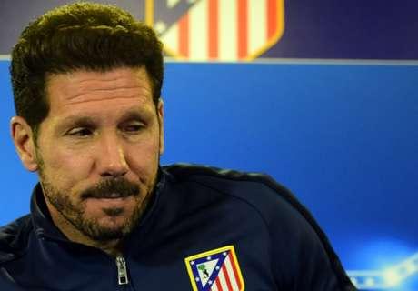 Simeone warns against Copa upset