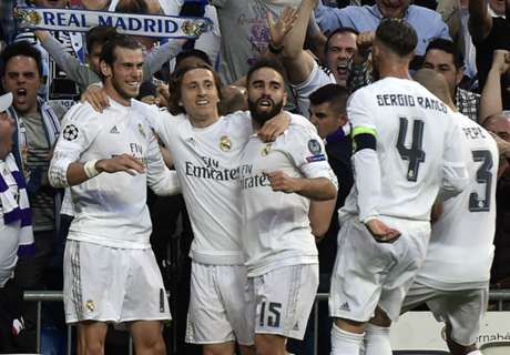 Real Madrid 1-0 Man City (1-0 agg.): 2014 rematch