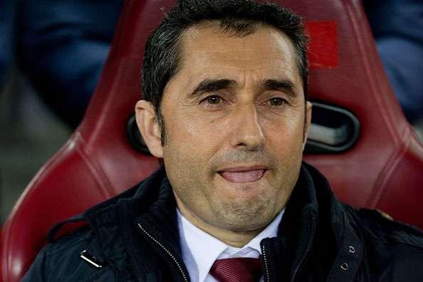 Valverde no se sentería finalmente en el banquillo del Camp Nou