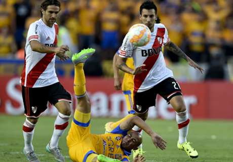 Tigres 0-0 River Plate: Gallardo tossed