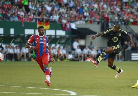 Guardiola mars MLS All-Stars win