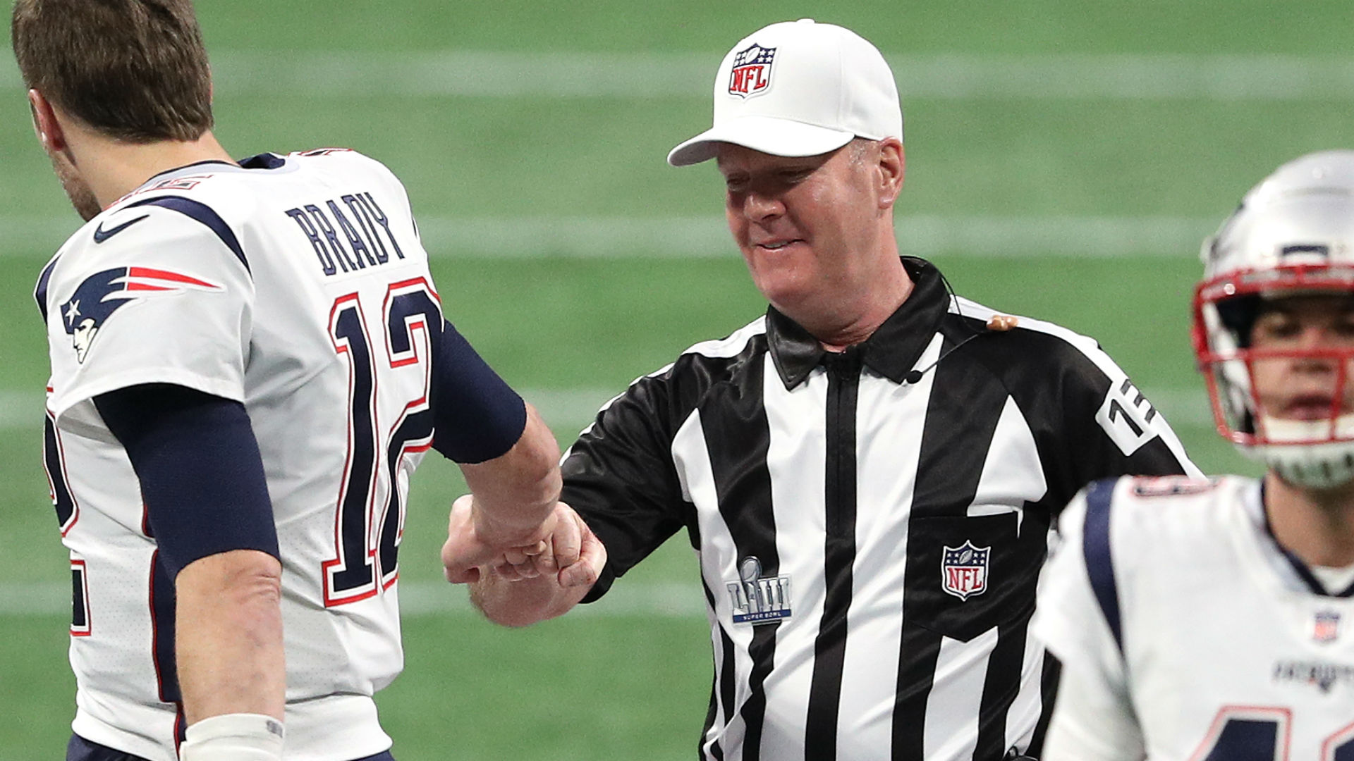 Super Bowl 53 referee John Parry joins ESPN as officiating analyst