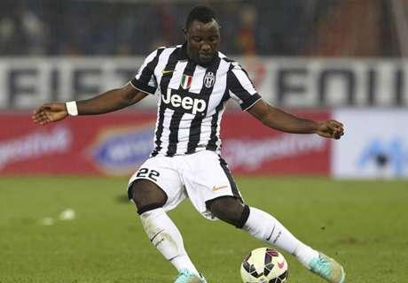 Asamoah: Juventus even stronger
