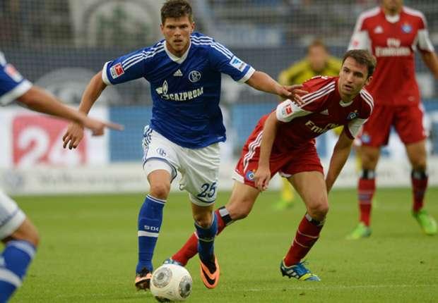 Klaas-Jan Huntelaar nears Schalke return