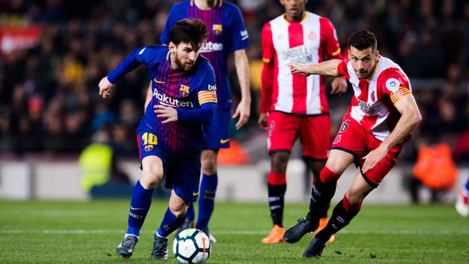Girona accepts LaLiga's proposal to play Barcelona in United States