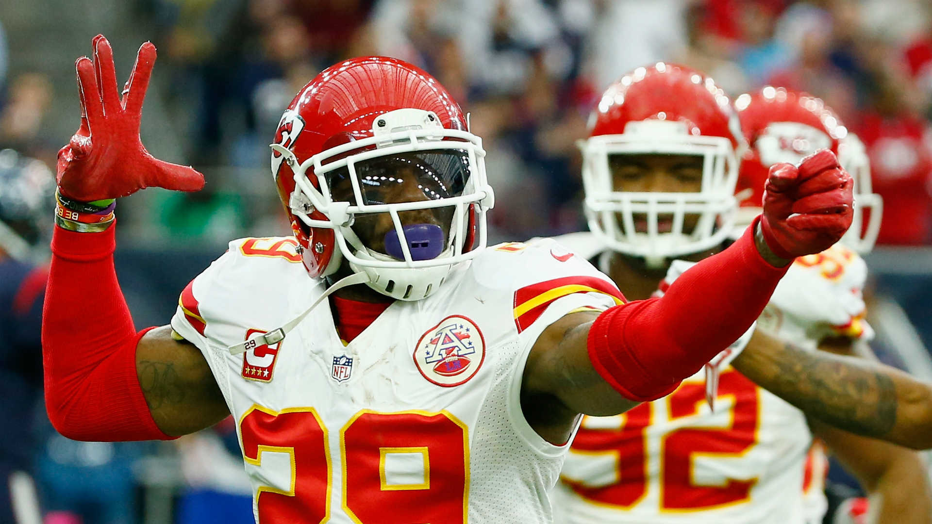Chiefs retain Eric Berry with franchise tag NFL