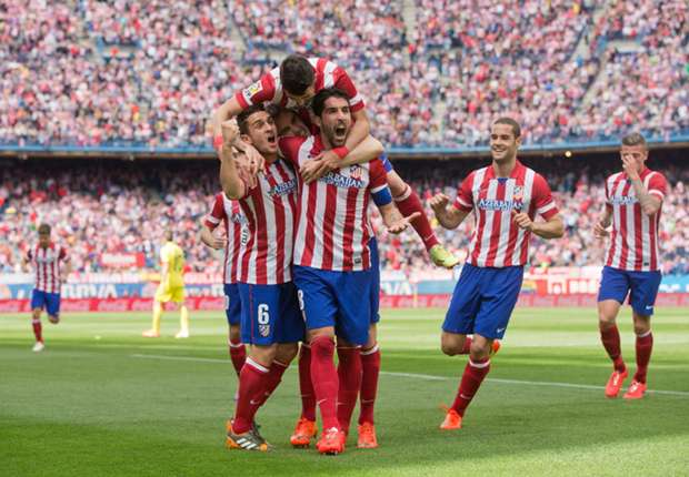 Atletico show the resolve of champions as Barca and Madrid keep the pressure on