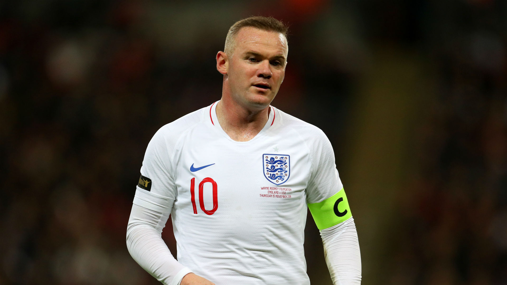Rooney arrested on intoxication and swearing charges