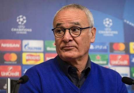 Ranieri retains belief in Leicester