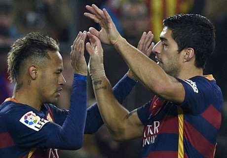 Suarez pays tribute to beaten Bilba