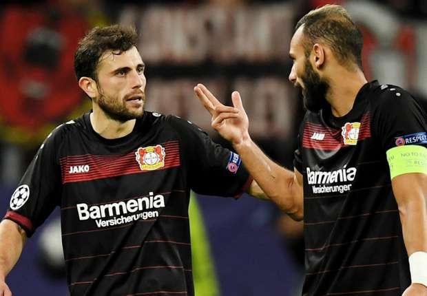 Bender, Mehmedi frustrated at failure to punish Tottenham