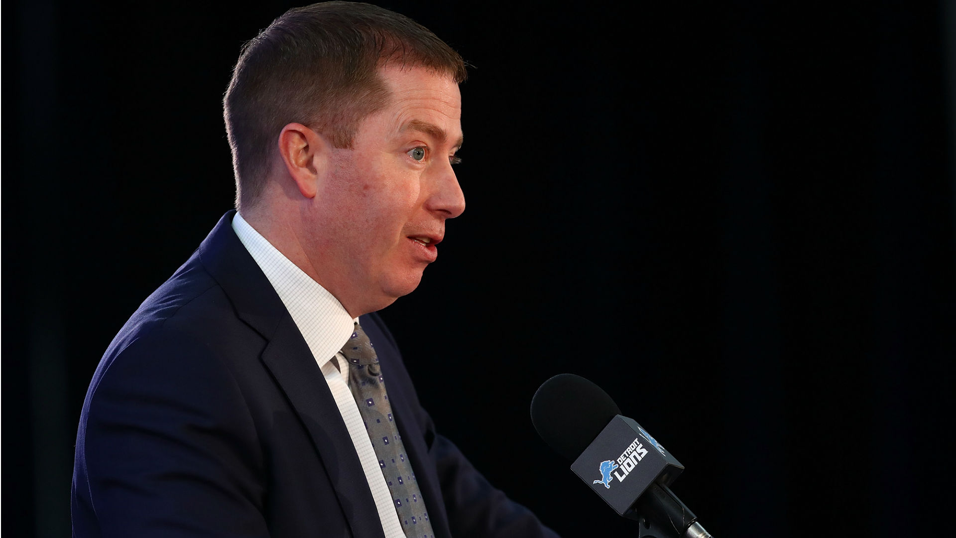NFL Draft 2019: Lions haven't ruled out selecting quarterback with No. 8 pick, GM says
