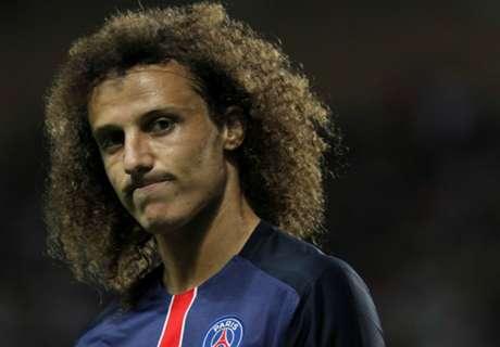 Chelsea a fait une offre pour David Luiz