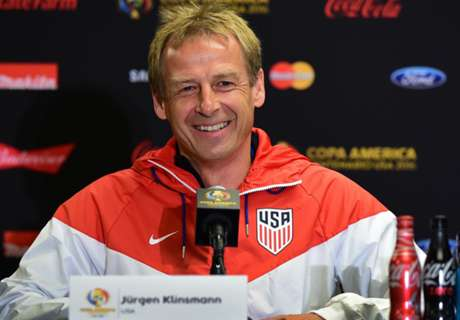 Bierhoff believes Klinsmann is in FA talks