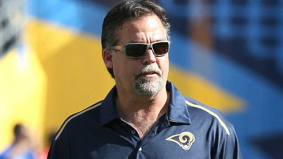 Jeff Fisher Rams Working On Contract Extension Report