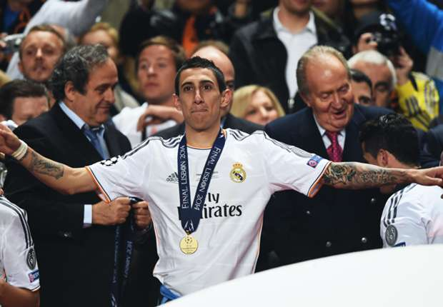 Di Maria: Real Madrid's season was a perfect 10