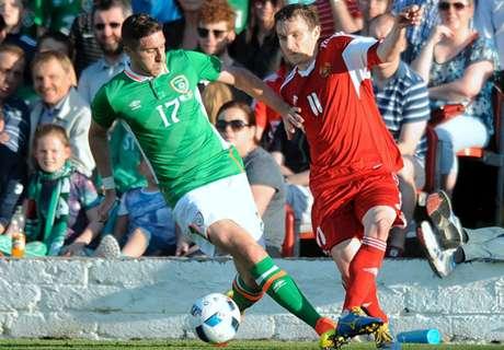 Ireland 1-2 Belarus: Upset