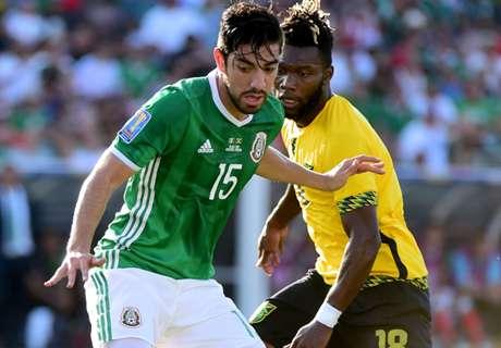 Report: Mexico 0 Jamaica 1