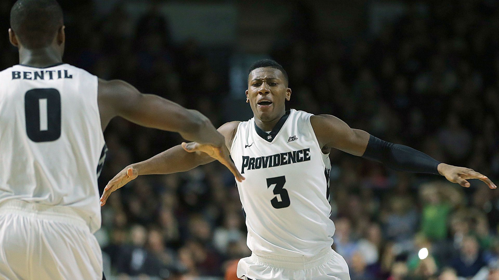 Bentil, No. 16 Providence beat No. 4 Villanova 82-76 in OT