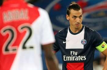 PSG 'weakened' without Ibrahimovic, claims Monaco's Bakayoko