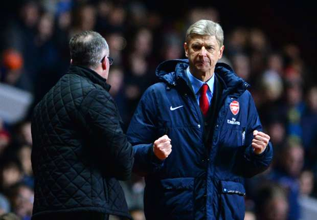 Arsenal are ready for Premier League title fight, insists Wenger