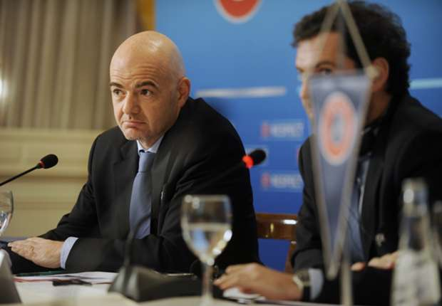 UEFA plans to prioritize match-fixing problem